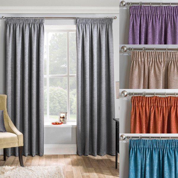 Out Curtains Have A Woven In Lining And Are Ideal For Any Room Your Home The Keep Dark Cool Summer Warm Winter